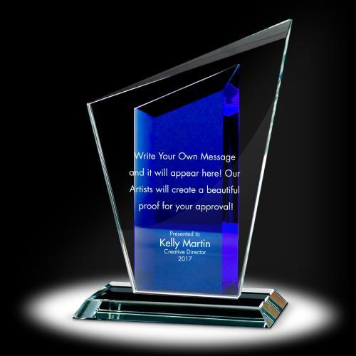 Peak Torch Crystal Award