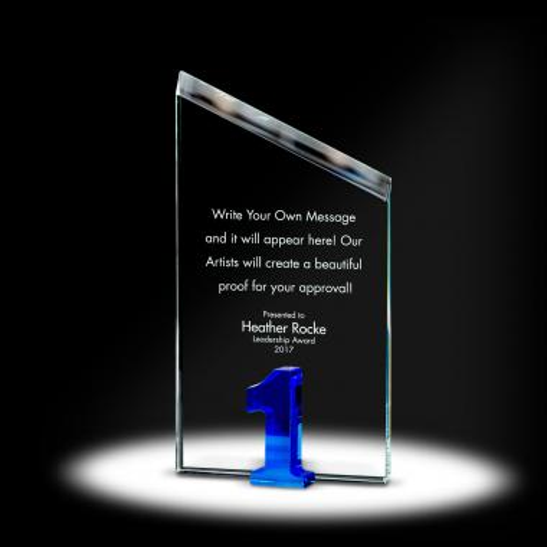 Years of Service Peak Crystal Award