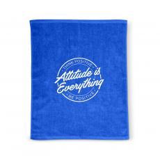 Staff Appreciation - Attitude is Everything Rally Towel