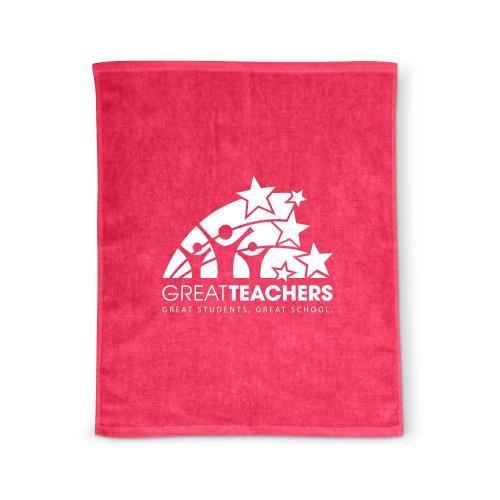 Great Teachers Rally Towel