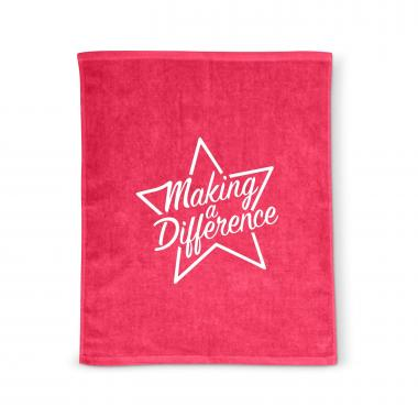 Making a Difference Rally Towel