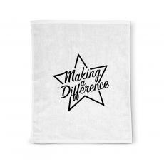 Staff Appreciation - Making a Difference Rally Towel