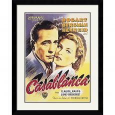 Casablanca Office Art