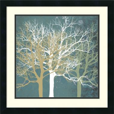 Erin Clark Tranquil Trees Office Art