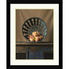 Ken Marlow White Peaches Office Art