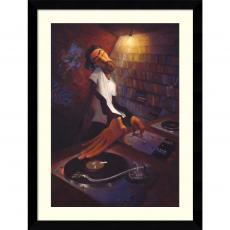 Justin Bua The DJ Office Art