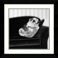 Black & White - Howard Berman Forbidden Love Office Art