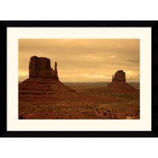 Andy Magee Monument Valley Mittens Office Art