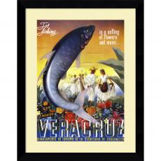Veracruz, for Fishing Office Art