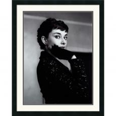 Audrey Hepburn Office Art