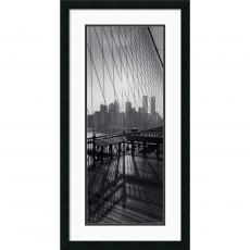 Torsten Andreas Hoffman View From Brooklyn Bridge Office Art