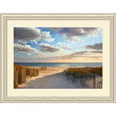 Daniel Pollera Sunset Beach Office Art
