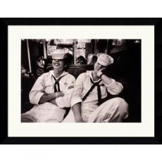 Harold Feinstein Floppy Sailors Office Art