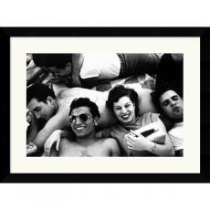 Harold Feinstein Teenagers, Coney Island, 1949 Office Art