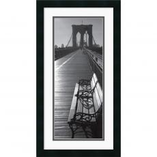 Brooklyn Bridge Benches Office Art