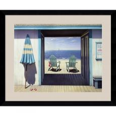 Daniel Pollera The Beach Club Office Art