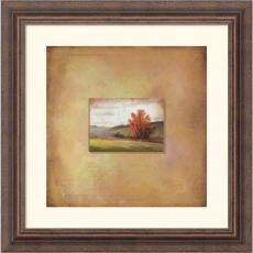 Scott Duce Crimson Tree Office Art