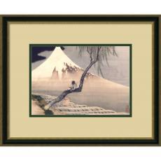 All Motivational Posters - Katsushika Hokusai Boy On Mt. Fuji Office Art