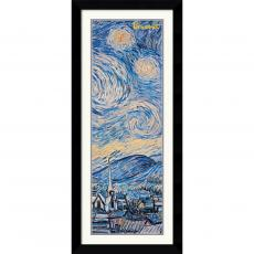 Vincent van Gogh Starry Night (Detail) Office Art