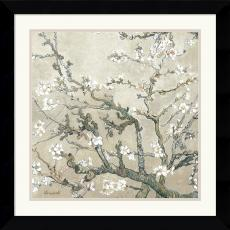 Vincent van Gogh Almond Branches in Tan Office Art