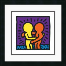 Keith Haring Untitled 1987 Office Art