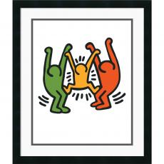 Keith Haring Untitled 1985 Office Art