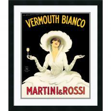 Marcello Dudovich Martini & Rossi Office Art