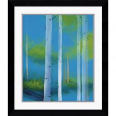 Karen Mason Melodious Birch I Office Art