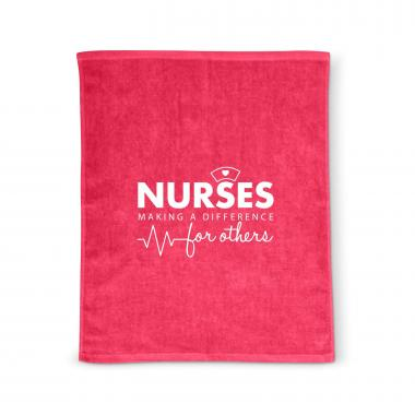 Nurses Making a Difference Rally Towel