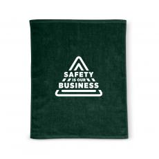 Staff Appreciation - Safety is Our Business Rally Towel