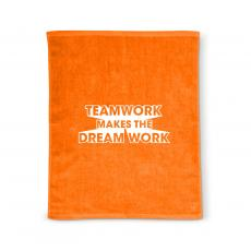 Home & Auto - Teamwork Dream Work Rally Towel