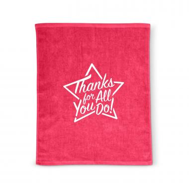 Thanks for All You Do Star Rally Towel