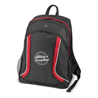 Attitude is Everything Brilliant Backpack