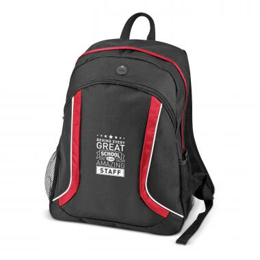 Behind Every Great School Brilliant Backpack