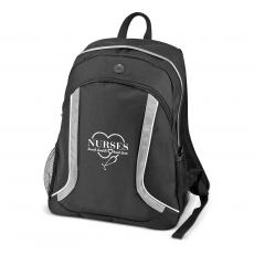Bags - Nurses Touch Hearts Brilliant Backpack