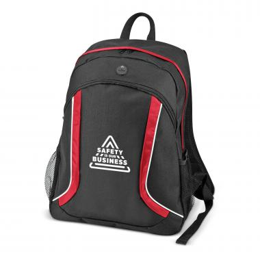 Safety is Our Business Brilliant Backpack