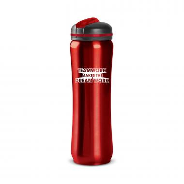Teamwork Dream Work 28oz Curvilinear Stainless Bottle