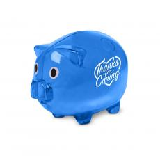 Home & Auto - Thanks for Caring Piggie Bank White