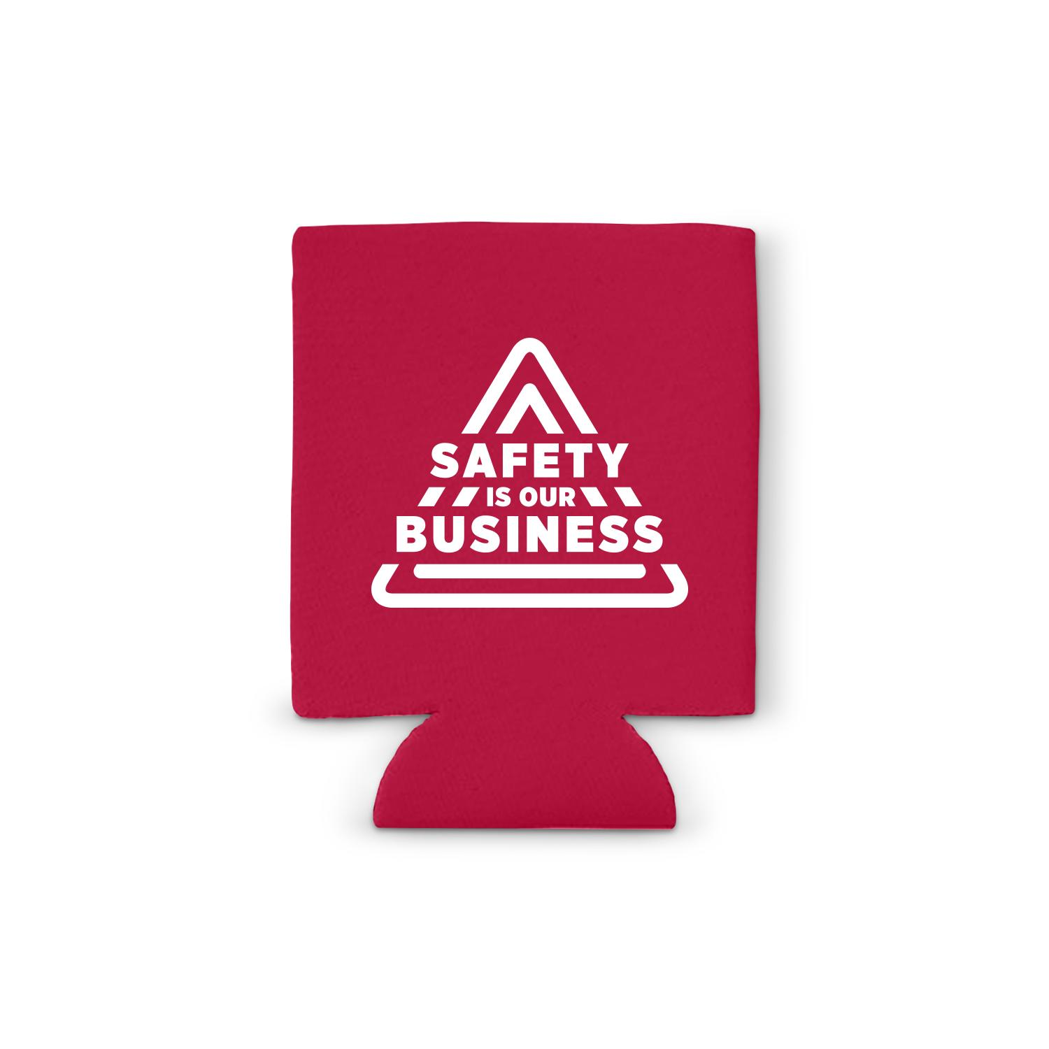 Safety Is Our Business Value Cozy Sleeve 754813r Sb