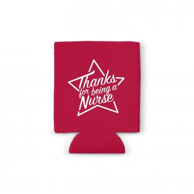 Thanks Nurse Star Value Cozy Sleeve