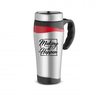 Making it Happen Square 16oz Stainless Mug