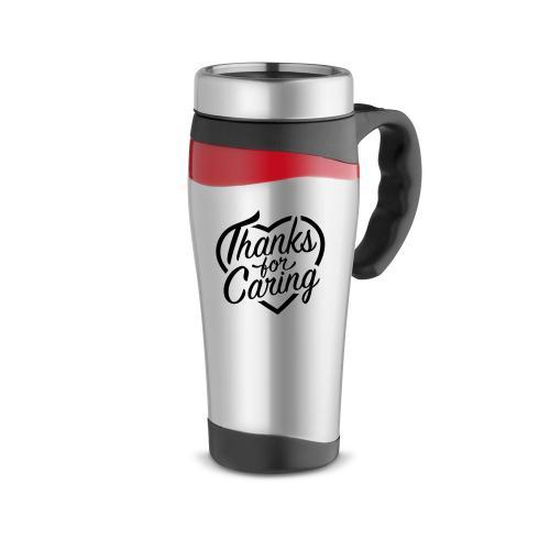 Thanks for Caring 16oz Stainless Mug