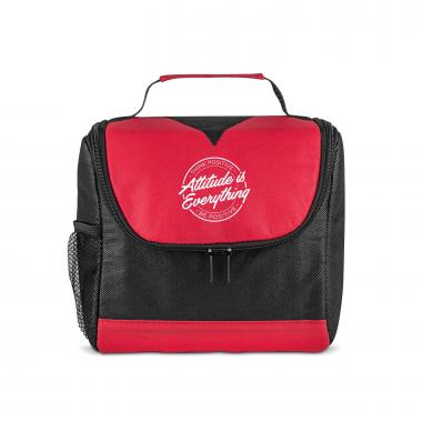 Attitude is Everything U-Zip Lunch Cooler