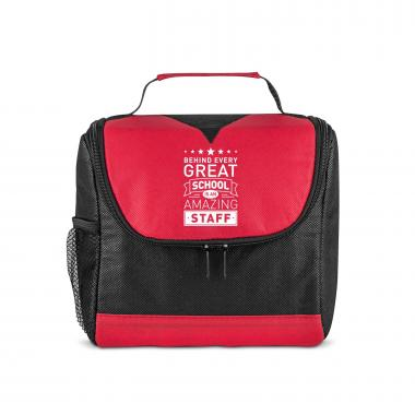 Behind Every Great School U-Zip Lunch Cooler