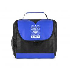 Bags - Behind Every Great School U-Zip Lunch Cooler