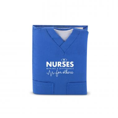 Nurses Making a Difference Mini Scrub Sticky Notes