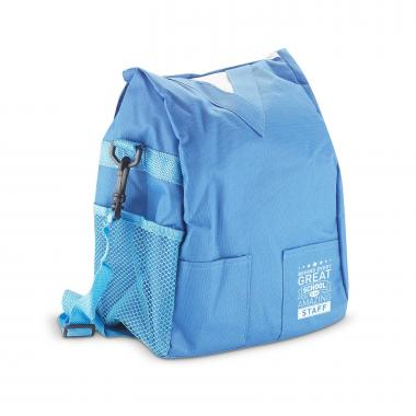 Behind Every Great School Scrubs Cooler Bag