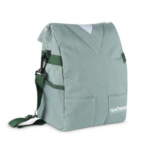 Teachers Build Futures Scrubs Cooler Bag
