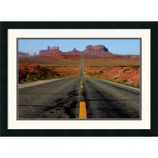 Andy Magee Road to Monument Valley Office Art