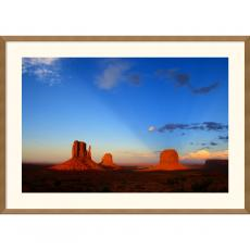 Andy Magee Monument Valley Sunset Office Art